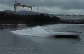 Video of the Dowty Turbocraft