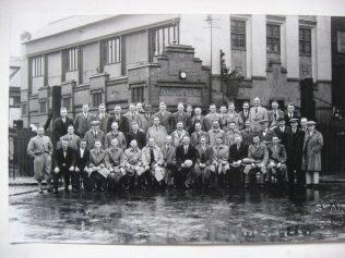 Boulton Paul - Works Employees