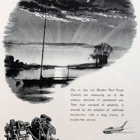 Boulton Paul - Publication