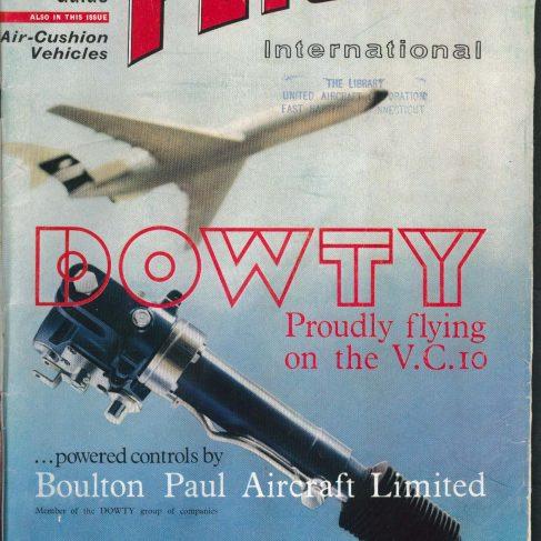 Dowty Boulton Paul - Publication