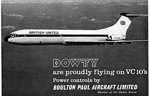 Dowty Boulton Paul - Publications