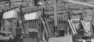 Boulton Paul - Wing Jigs