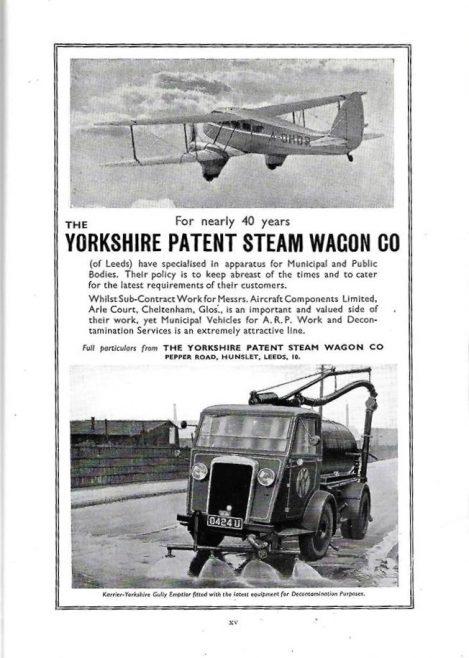 Aircraft Components - Publication