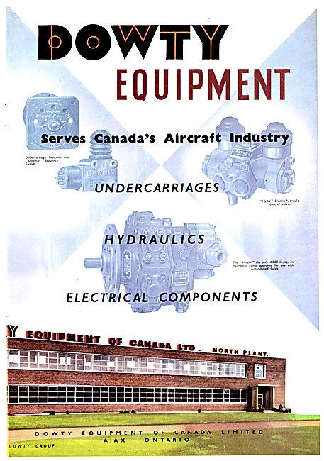Dowty Canada - Publication