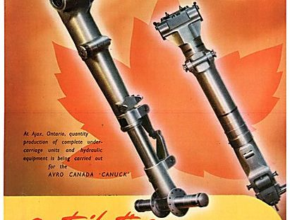 Dowty Equipment of Canada - Publications