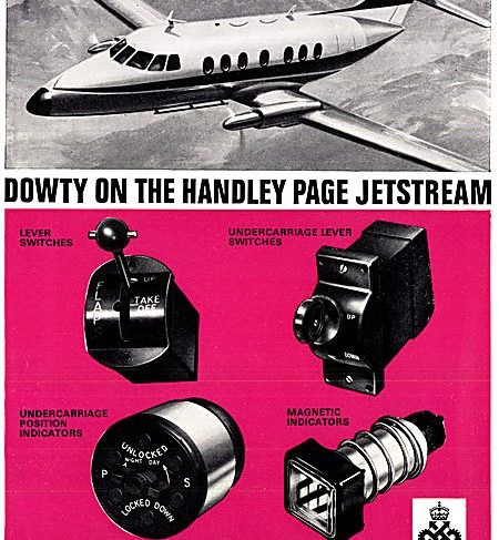 Dowty Electrics - Publication