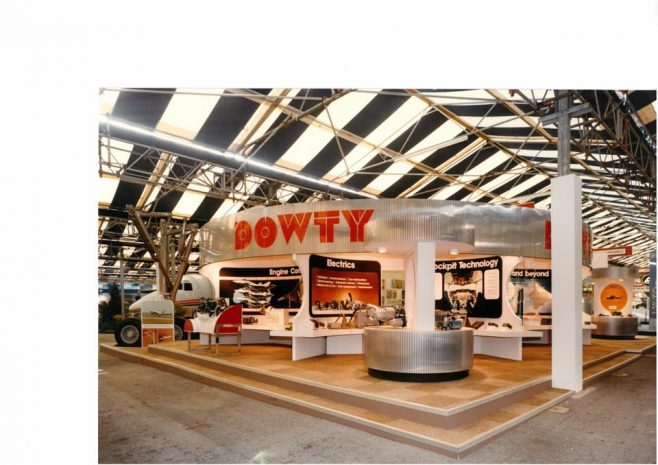 Dowty Electrics - Farnborough