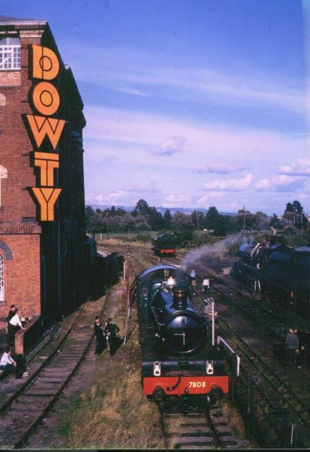 Dowty Railway Preservation Society