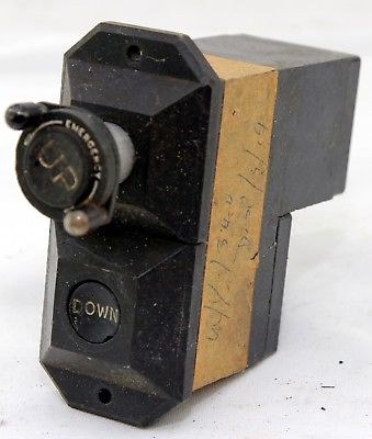 Dowty Electrics - Under-carriage switch for RAF Vulcan