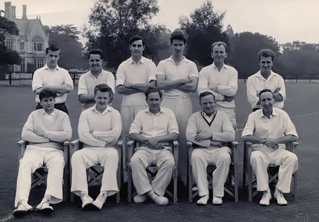 Dowty Electrics - Cricket Team Mid 1960s