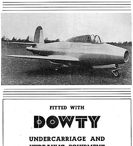 Dowty Equipment Publication - Meteor