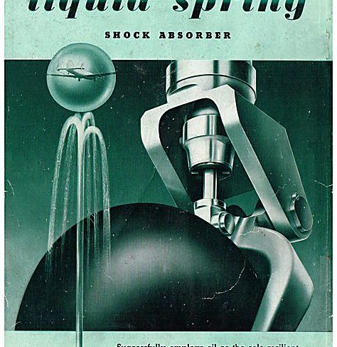 Dowty Equipment Publication - Liquid Spring Shock Absorber