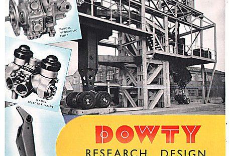 Dowty Equipment - Publications