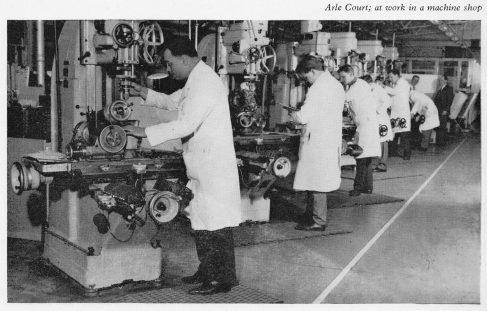 Highly Skilled Craftsmen & Engineers