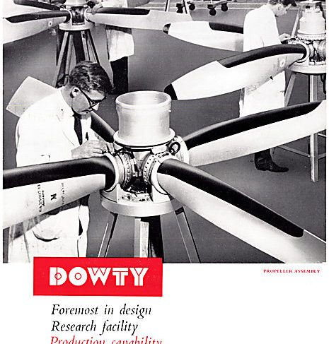 Dowty Group - Publication