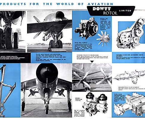 Dowty Group - Publications
