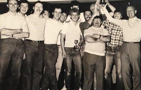 Dowty Sports Trophy - 1984