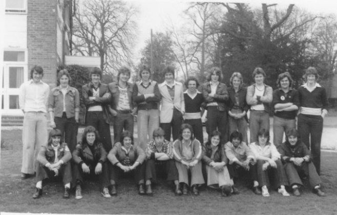 Dowty Rotol Apprentices Alcester 1974-78