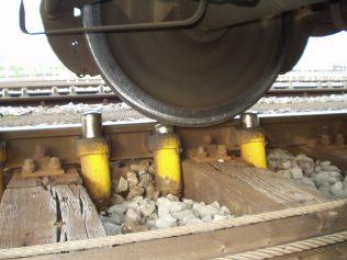 Dowty Railway Retarder