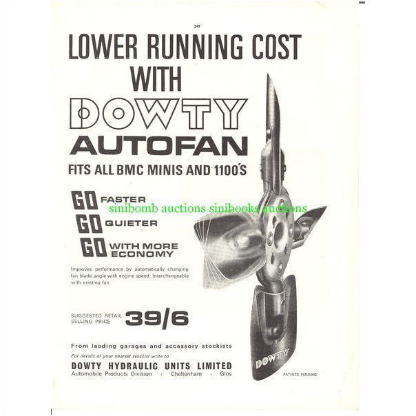Dowty Hydraulic Units - Autofan Publication