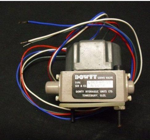 Dowty Hydraulic Units - Servo Valve