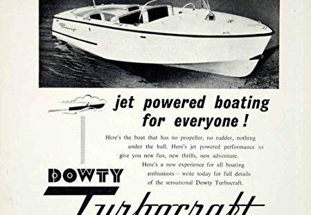 Dowty Marine - Publications