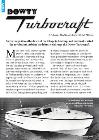 Dowty Marine - Turbocraft Publication