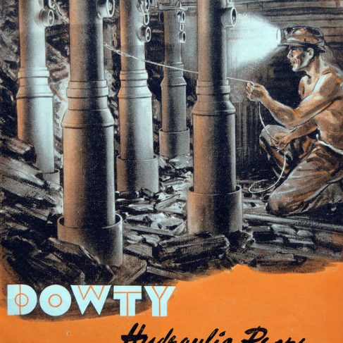 Dowty Mining - Publication