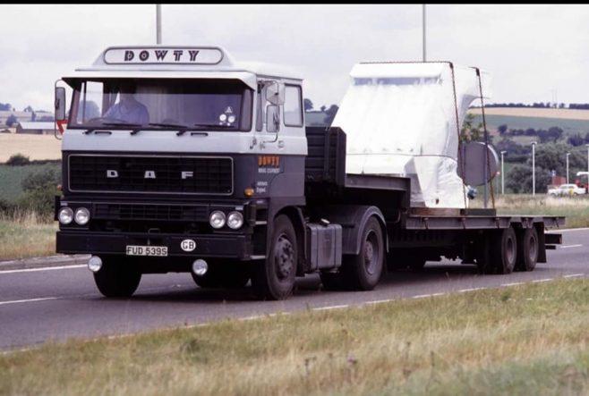 Dowty Mining - Transport