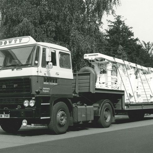 Dowty Mining Equipment - Transport
