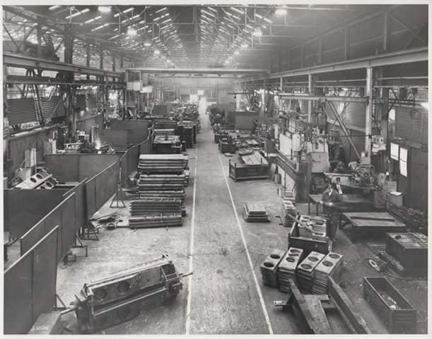 Dowty Mining - Works Production | Keith Swinford