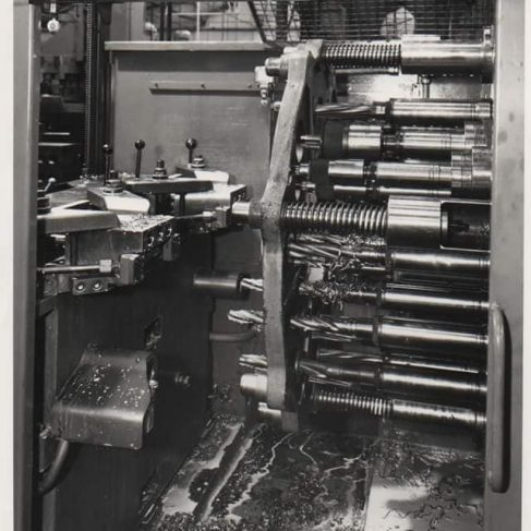 Dowty Mining Equipment - Works Production | Keith Swinford
