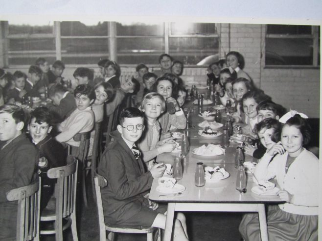 Dowty Mining Equipment - Children's Xmas Party late 1950's