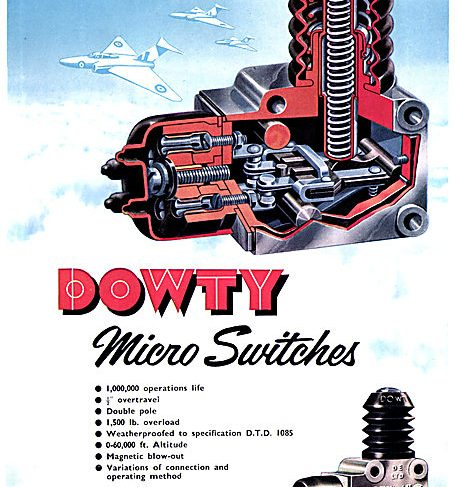 Dowty Nucleonics - Micro-Switch Publication
