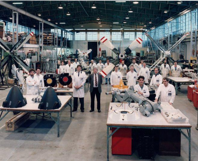 Dowty Rotol - Repair Assembly January 1991