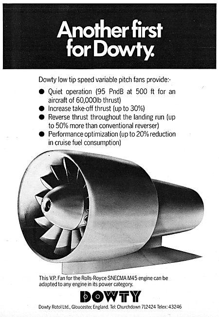 Dowty Rotol - Publication