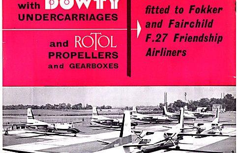 Dowty Rotol - Publications