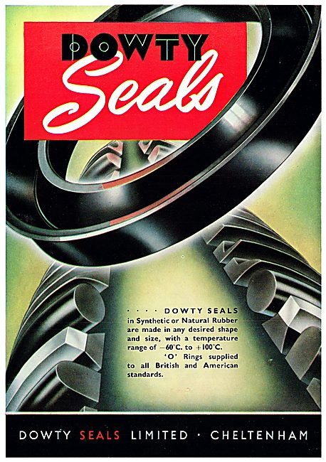 Dowty Seals - Publication