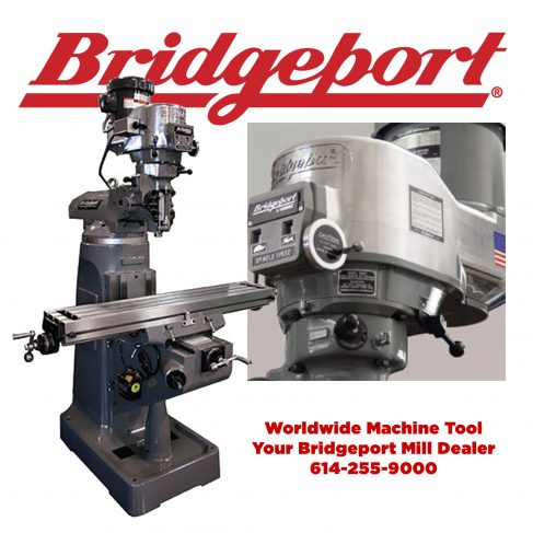 Bridgeport Jig Borer