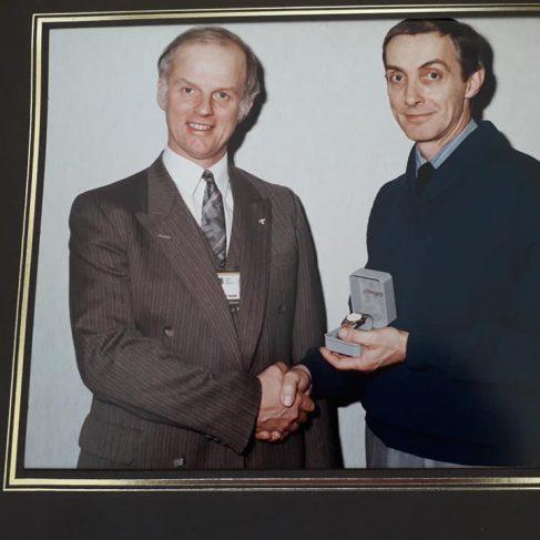 Long Service Award - 25 Years