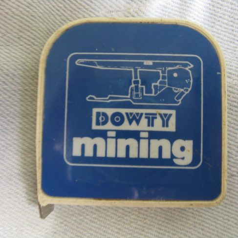 Dowty Mining Tape Measure