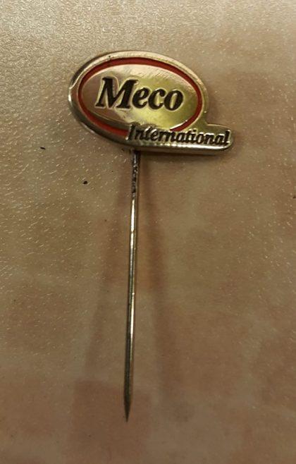 Dowty Meco Lapel Pin