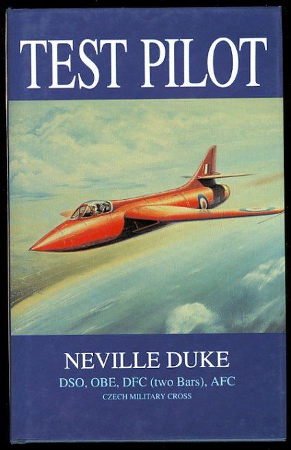 Test Pilot Book