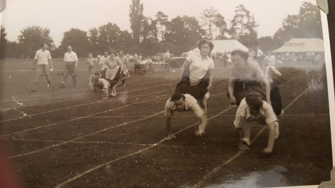 Dowty Sports Day early 50s