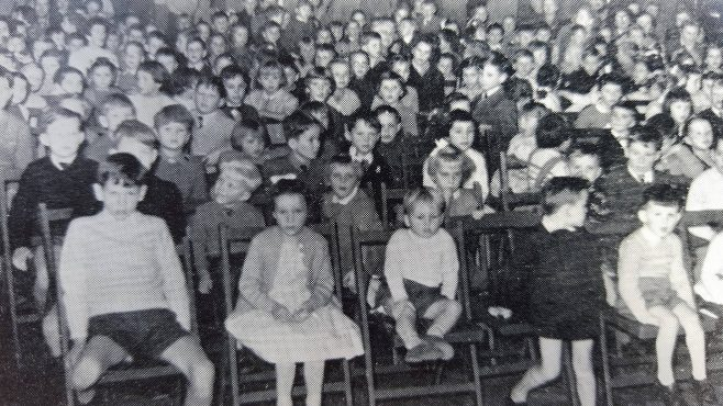 Dowty children's xmas party late 50s