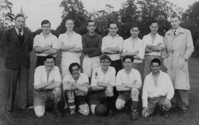 Dowty Rotol Inter-Departmental Football Team