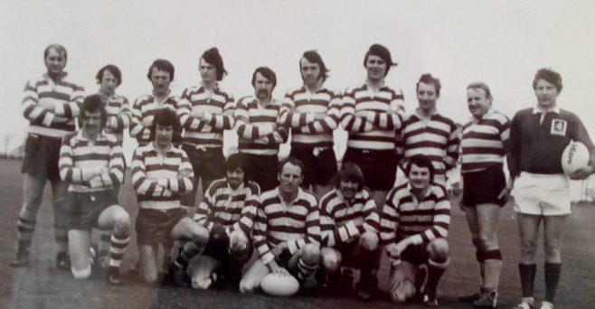Dowty RFC 3rd XV 1976-77 | Dowty RFC