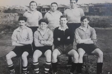 Dowty Rotol Rugby 7's, 1950s