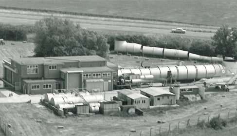 Jet Test Cell at Staverton
