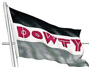 Dowty Group Subsidiary Companies 1990-91